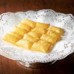 patatas suflé la guarnición para tu menú de Navidad.