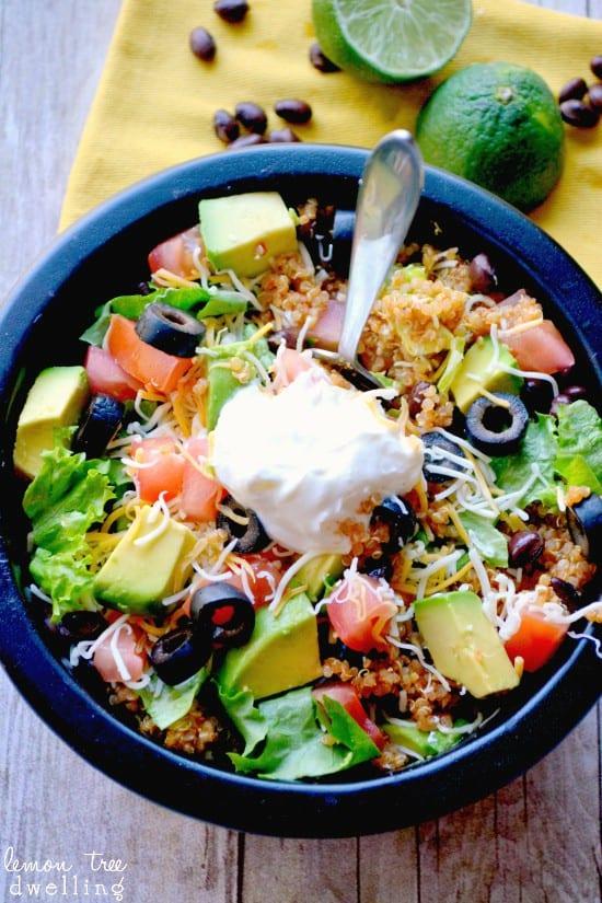 Quinoa-Tacos