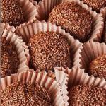 Trufas de chocolate caseras, madre mía como están.
