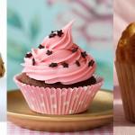 Diferencias entre cupcakes, magdalenas y muffins